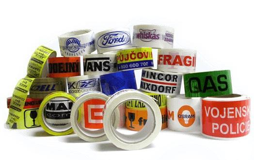 Băng Dính In Logo